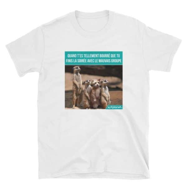 t-shirt-humour-étudiant-mème