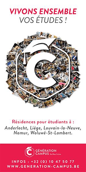 Génération Campus Banner