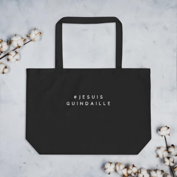 guindaille tote bag je suis guindaille