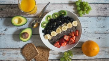 unsplash - jannis-brandt- déjeuner sain - Recettes pour un déjeuner équilibré